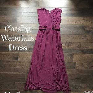 Matilda Jane Womens Maxi Dress, Size M, NWT
